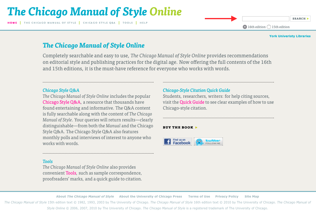 Chicago Manual of Style (16th ed.)